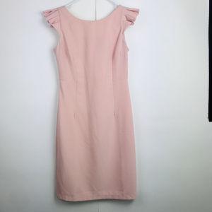 Taylor Pink Light Dress size 8